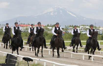 Magnificent men on their riding machines :)