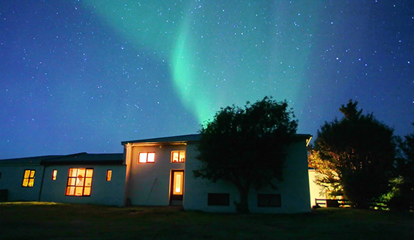 Nordlichter sind wunderschön
